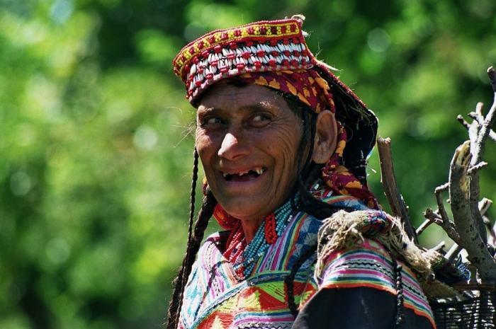 Хунзакуты – уникальный народ, живущий в тяжелых условиях Гималаев