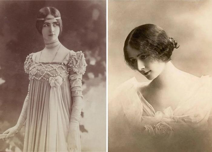 Клео де Мерод - французская танцовщица, звезда периода «Прекрасной эпохи» во Франции и других странах Западной Европы