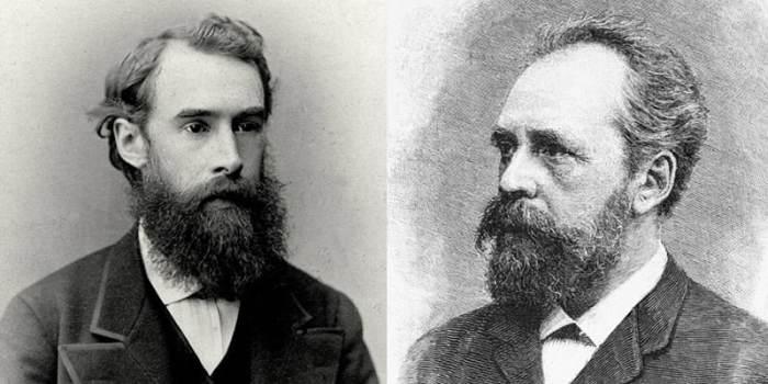 Братья Третьяковы - Павел Михайлович и Сергей Михайлович