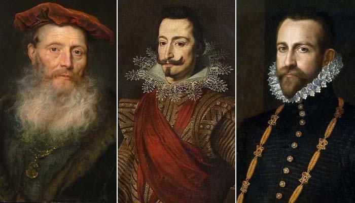 Мода на бороду в средние века была очень изменчивой