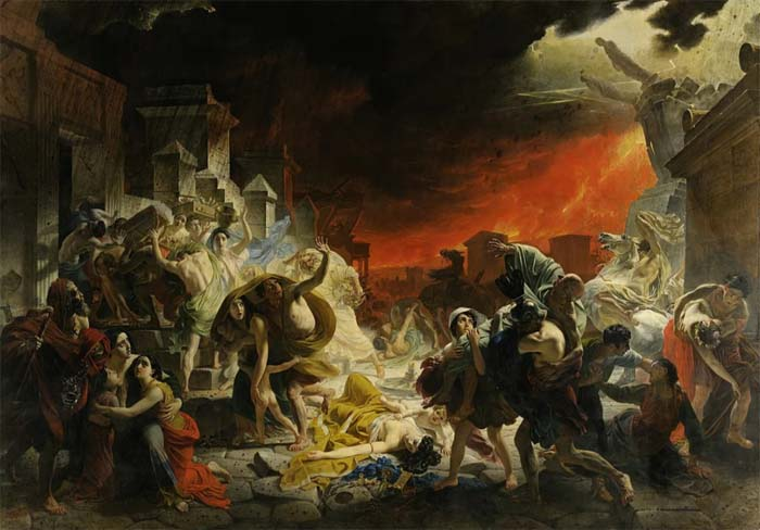 Карл Брюллов, «Последний день Помпеи, 1833 год
