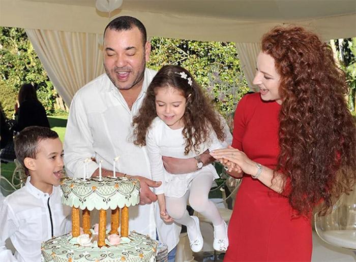 Семейная идиллия короля Марокко продолжалась 16 лет