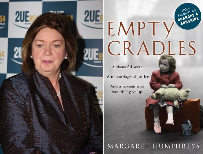 Книга Маргарет Хамфриз «Пустые колыбели» была экранизирована в 2011 году
