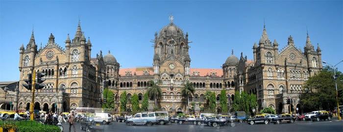 Вокзал Чхатрапати Шиваджи – уникальный памятник колониальной архитектуры
