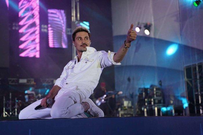 Дима Билан провалил концерт в Самаре