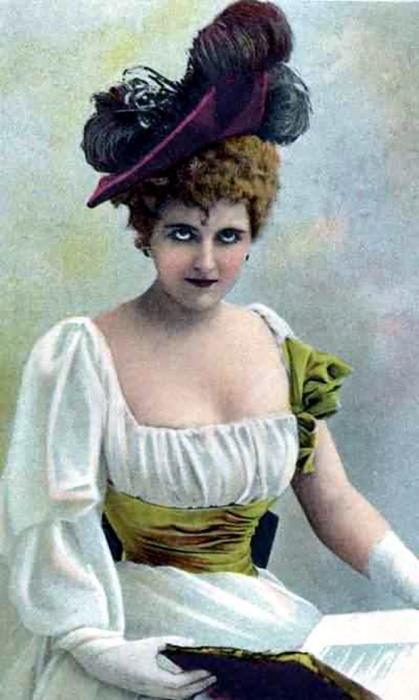 Эпатажная красавица начала XX века княгиня де Караман-Шире