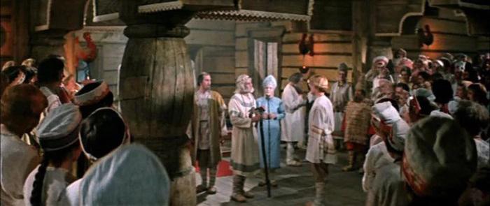 Берендеи по версии Островского – миролюбивый древний славянский народ