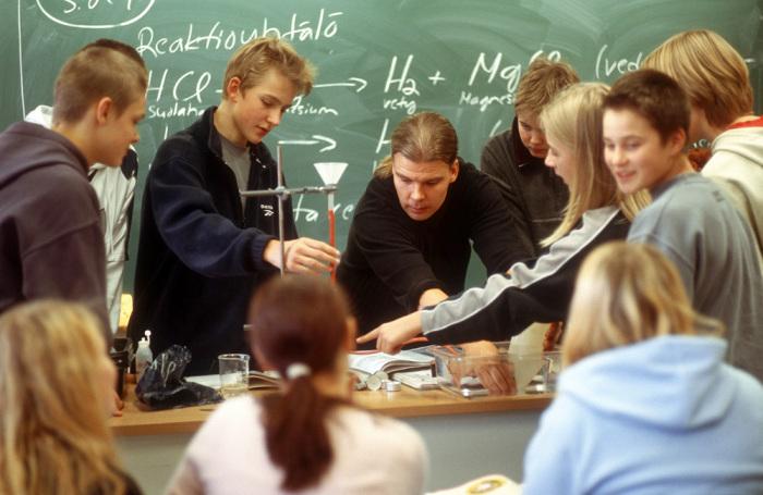 Финская система образования сегодня признается одной из самых эффективных