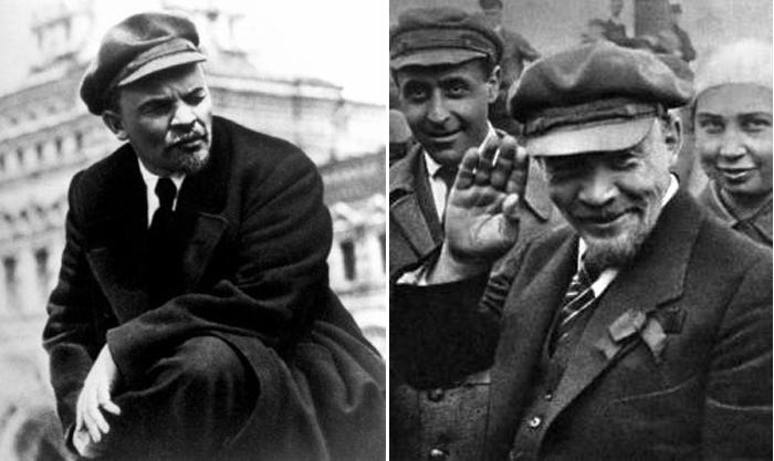 Кепка, которую носил Владимир Ильич – это также достоверная историческая деталь его облика