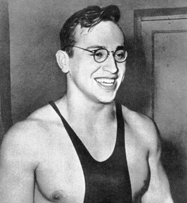 Юрий Власов в 1963 году