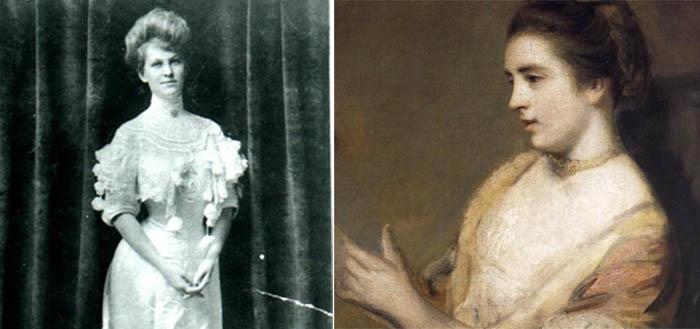 Изображения, которые сегодня приписывают Лавинии Фишер в сети, не являются настоящими