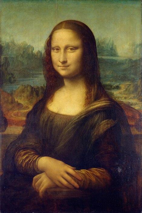 Леонардо да Винчи, Мона Лиза (Джоконда), 1503—1519 гг