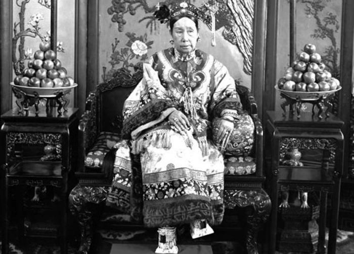 Цыси, вдовствующая императрица, Регент Китайской Империи