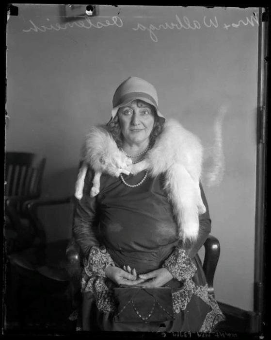 Вальбурга Остеррайх, 1930 год