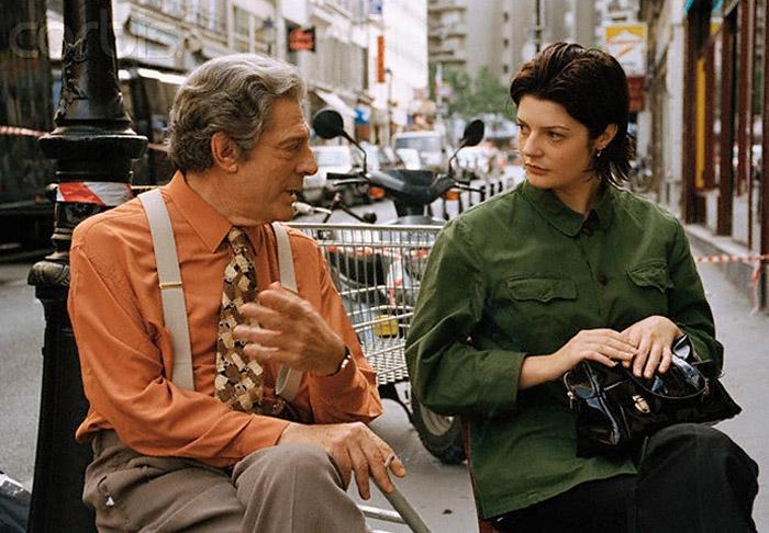 Марчелло Мастроянни и его дочь Кьяра