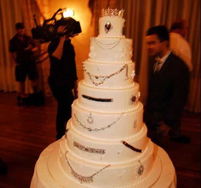 Торт «Алмазный-Гала»