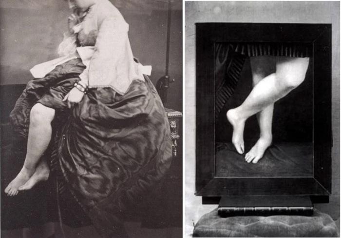Шокирующие фото графини де Кастильоне
