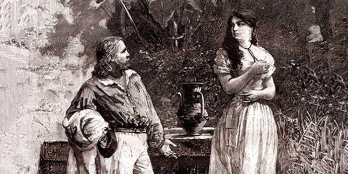 Знакомство Джузеппе Гарибальди и Аниты Рибейру