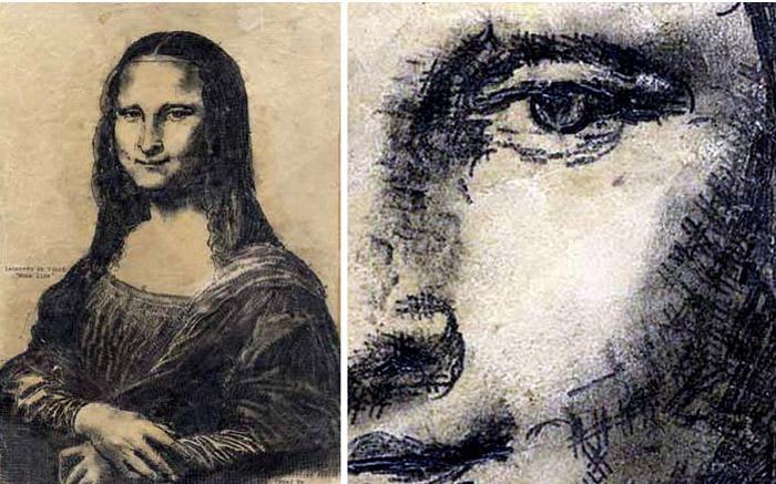 Все картины Пола Смита созданы с помощью десяти символов печатной машинки и одного пальца