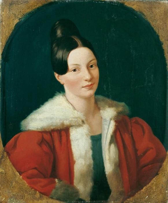Генриетта Зонтаг, Карл Христиан Аубель, 1833