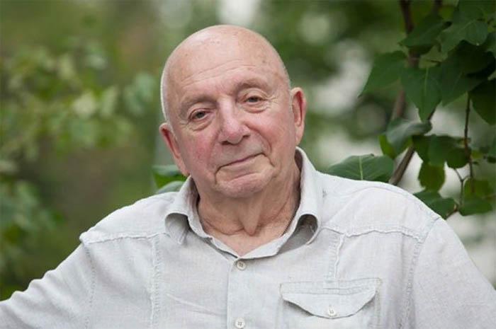 Давид Янович Черкасский - советский и украинский режиссёр-мультипликатор