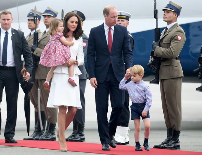 Семья принца Уильяма