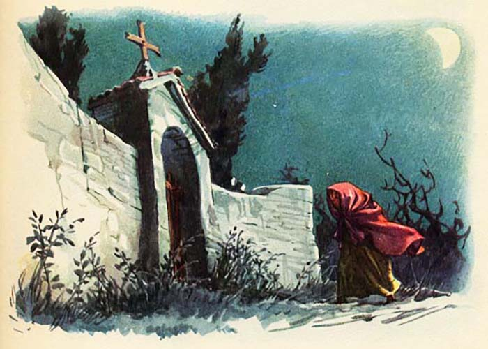 «Дикие лебеди», иллюстрации Либико Марайя