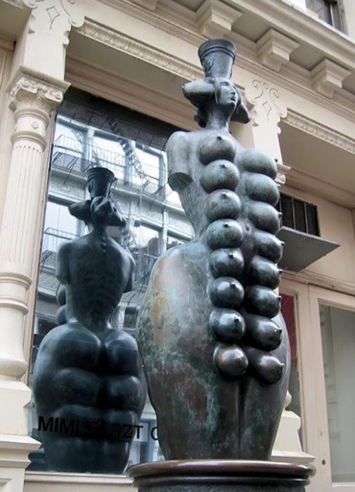 «Кибела» Сохо, Лондон, Великобритания