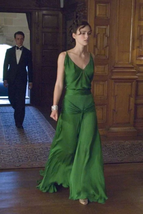 Зеленое платье из фильма «Искупление»
