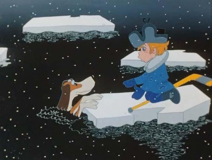 Кадр из м/ф «Верните Рекса», 1975 год