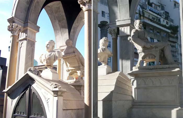 Скульптуры супругов-молчунов