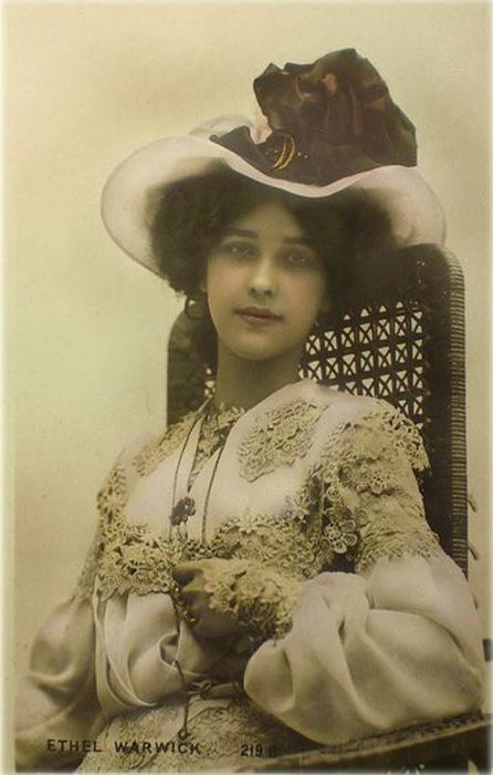 Этель Уорвик (1882-1951)