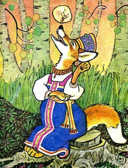 Судя по отчеству, хитрая Лиса из сказок – княжеского рода