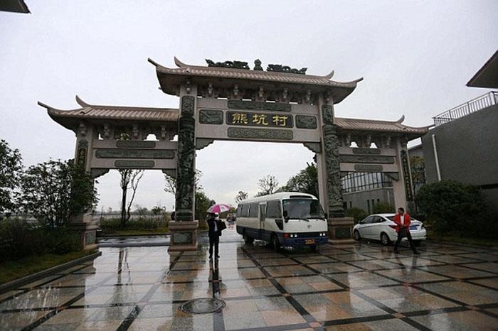 Обновленная деревня – подарок китайского миллионера своим односельчанам