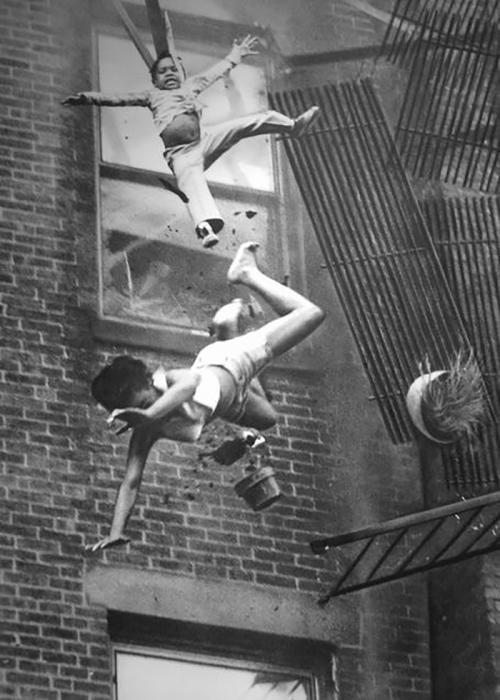 Фотография Стэнли Формана, сделанная во время пожара, получила Пулитцеровскую премию 1976 года