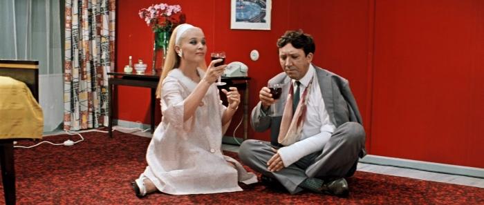 Кадр из фильма «Бриллиантовая рука», 1968 год