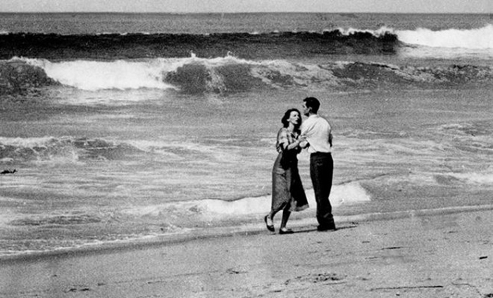 Фотография Джона Гонта «Трагедия у моря» стала номинантом Пулитцеровской премии в 1955 году