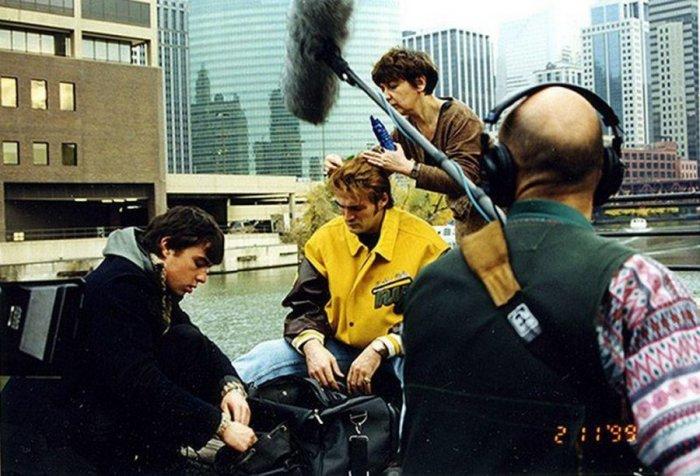 Зарубежные сцены фильма снимались в нью-йоркском районе Брайтон Бич