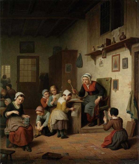 Basile de Loose, «Наказание»