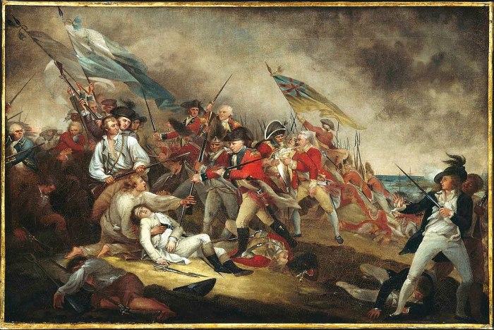 Битва при Банкер-Хилле
