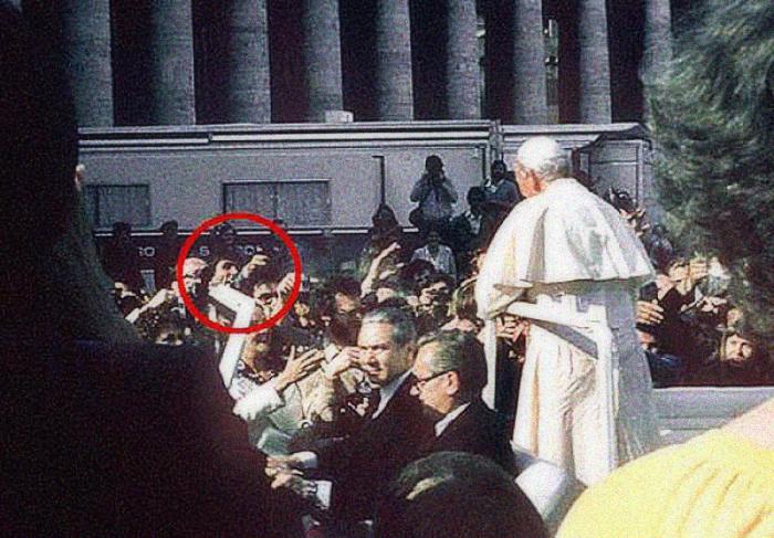 Покушение на Иоанна Павла II