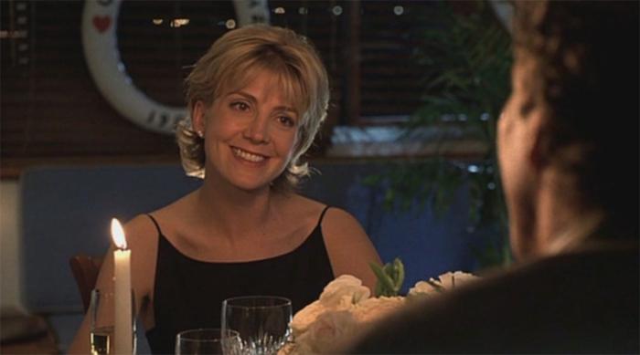 Наташа Ричардсон в к/ф «Ловушка для родителей». К сожалению, в 2009 году актриса ушла из жизни после травмы на горнолыжном спуске.