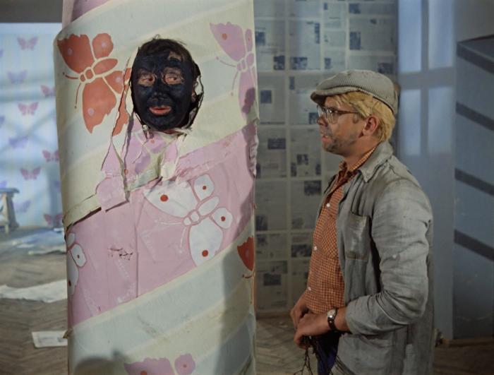 Кадр из фильма «Операция «Ы» и другие приключения Шурика», 1965 год