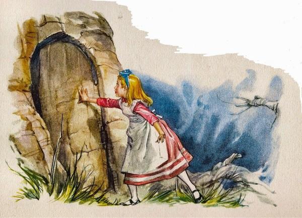 «Алиса в стране чудес», иллюстрации Либико Марайя