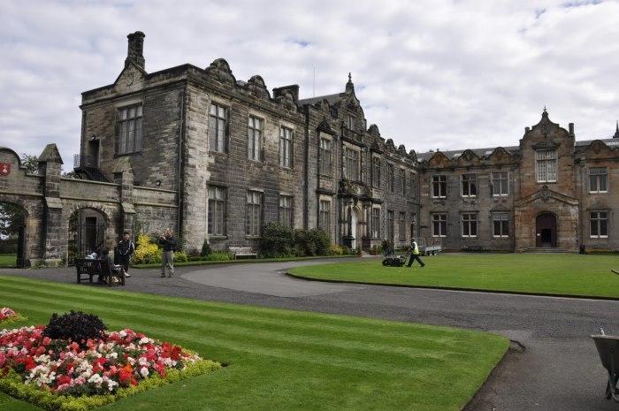 Престижный Сент-Эндрюсский университет – самый старинный в Шотландии