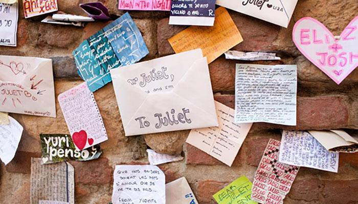 Тысячи писем ежегодно отправляются любимой героине
