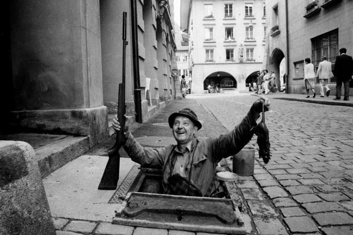 Охотник на крыс – профессия, популярная еще со средневековья