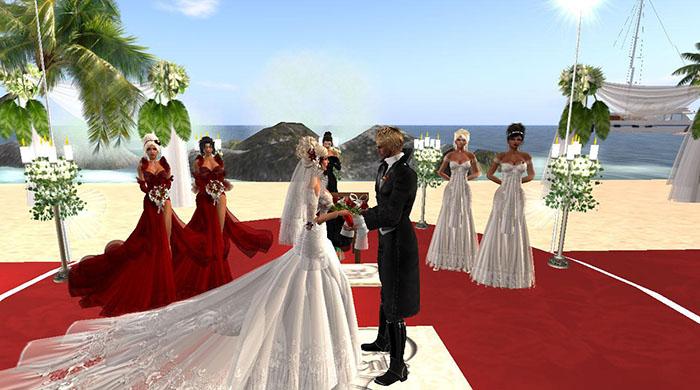 Свадьбу вашей мечты сегодня можно просто нарисовать