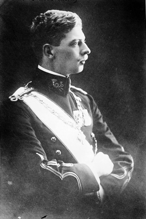 Король Румынии Кароль II