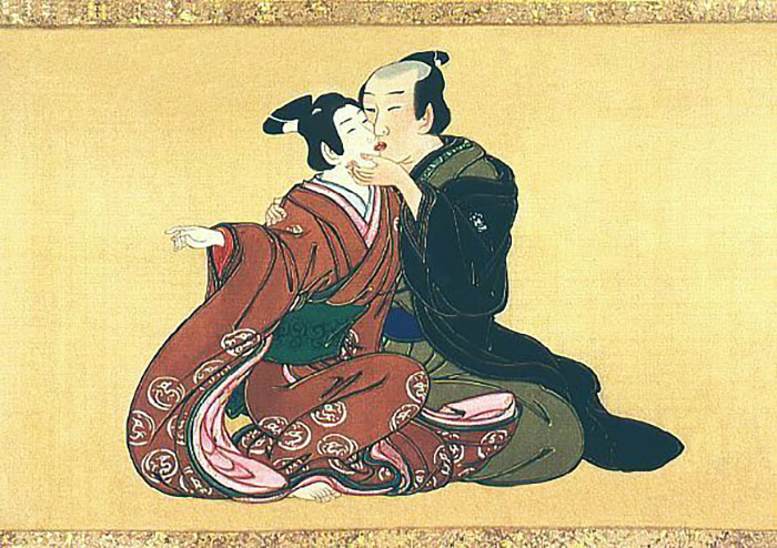 Японские гостевые браки могли длиться всю жизнь или расторгаться, если на это были объективные причины